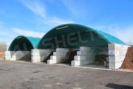 Stockpile-Dome-Shelter-Allshelter-Melbourne